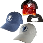 CFC100<br>Hats - Fire, Blue or Stone