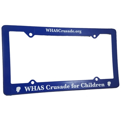 CFC97<br>License Plate Frame