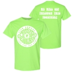 CFC151<br>Youth Neon Green Tshirt