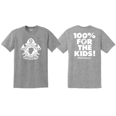 CFC169<br>Adult Grey T-Shirt